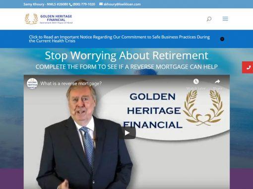 Golden Heritage Financial