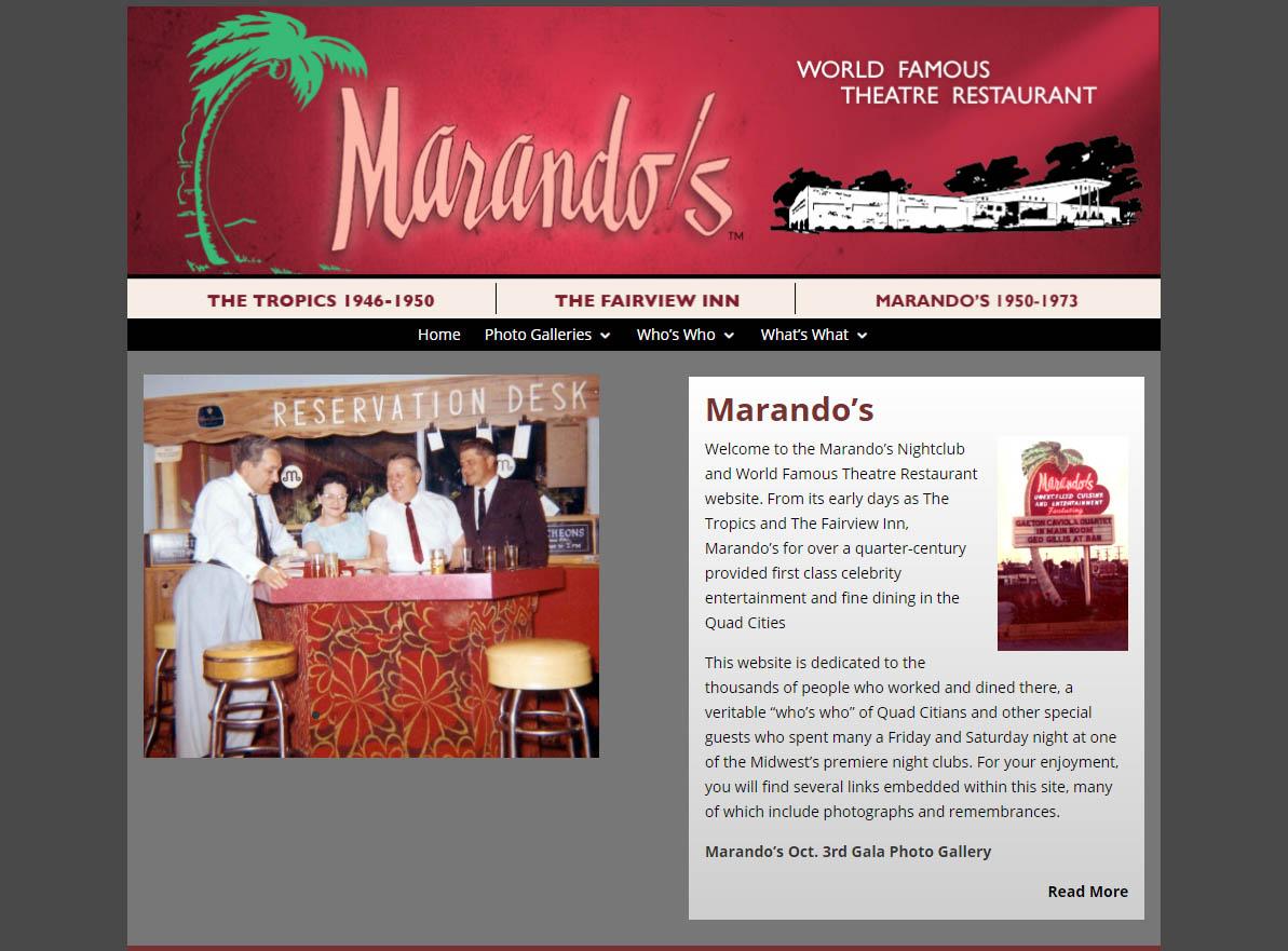 marandosrestaurant.com