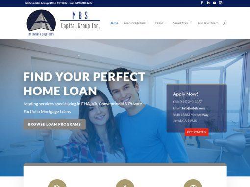 MBS Capital Group Inc.